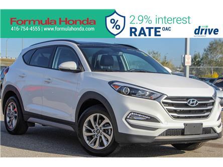 2018 Hyundai Tucson SE 2.0L (Stk: B11485R) in Scarborough - Image 1 of 32
