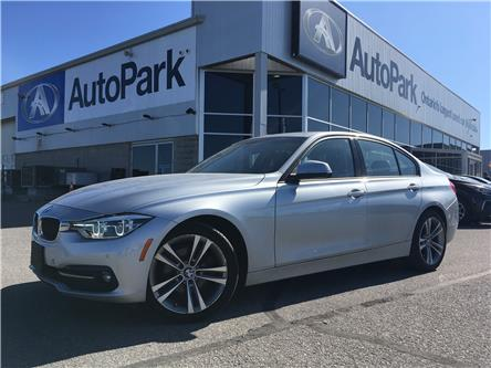2016 BMW 320i xDrive (Stk: 16-88488MB) in Barrie - Image 1 of 26