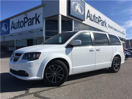 2018 Dodge Grand Caravan GT (Stk: 18-02616RJB) in Barrie - Image 1 of 27