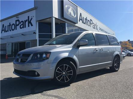 2018 Dodge Grand Caravan GT (Stk: 18-19349RJB) in Barrie - Image 1 of 25