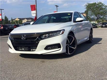 2019 Honda Accord Sport 1.5T (Stk: 191427) in Barrie - Image 1 of 25