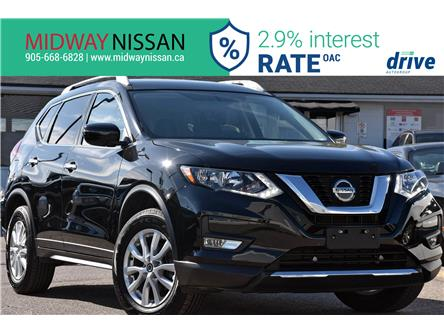 2018 Nissan Rogue SV (Stk: U1898) in Whitby - Image 1 of 33