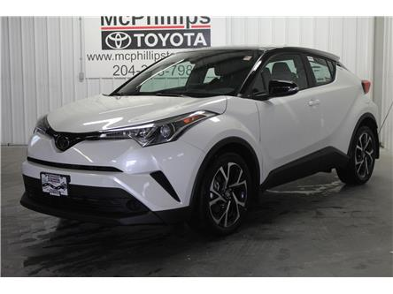 2019 Toyota C-HR Base (Stk: 1060012) in Winnipeg - Image 1 of 26
