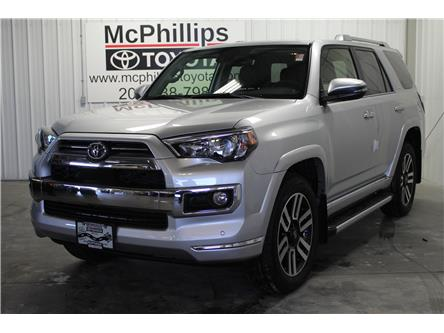 2020 Toyota 4Runner Base (Stk: 5742237) in Winnipeg - Image 1 of 25