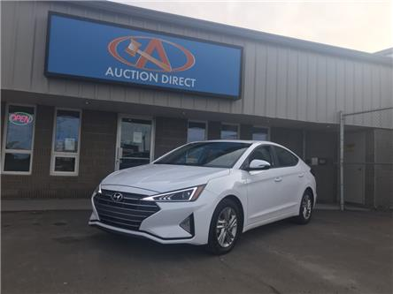 2020 Hyundai Elantra Preferred (Stk: M898734) in Moncton - Image 1 of 17