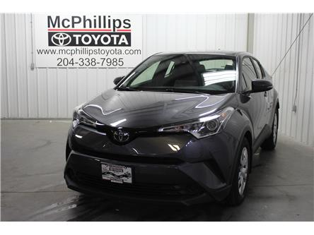 2019 Toyota C-HR Base (Stk: 1058428) in Winnipeg - Image 2 of 19