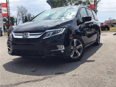 2019 Honda Odyssey EX-L (Stk: 191963) in Barrie - Image 1 of 22