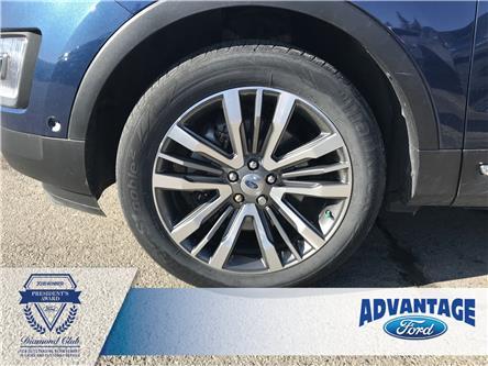 2017 Ford Explorer Platinum (Stk: T23068) in Calgary - Image 2 of 19