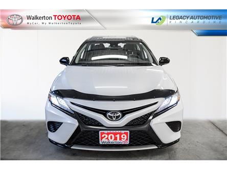 2019 Toyota Camry XSE (Stk: 19001A) in Walkerton - Image 2 of 15