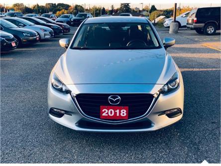 2018 Mazda Mazda3 GX (Stk: M2703) in Gloucester - Image 2 of 9