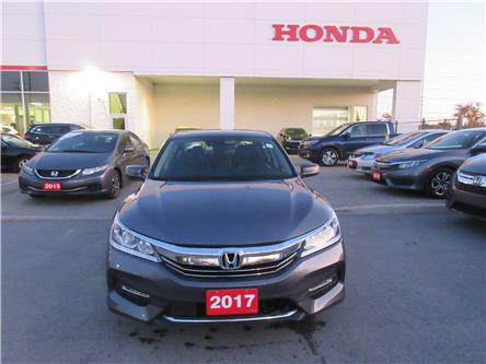 2017 Honda Accord EX-L (Stk: 27693L) in Ottawa - Image 2 of 14