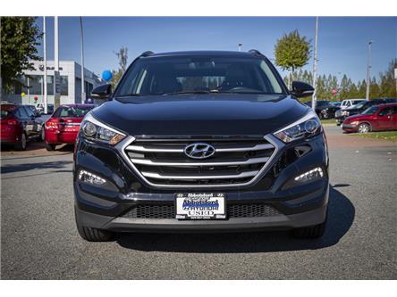 2017 Hyundai Tucson Luxury (Stk: AH8927) in Abbotsford - Image 2 of 22