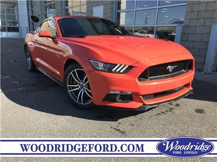 2016 Ford Mustang GT Premium (Stk: K-1867B) in Calgary - Image 1 of 20