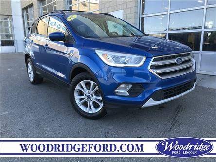 2017 Ford Escape SE (Stk: K-2016A) in Calgary - Image 1 of 20