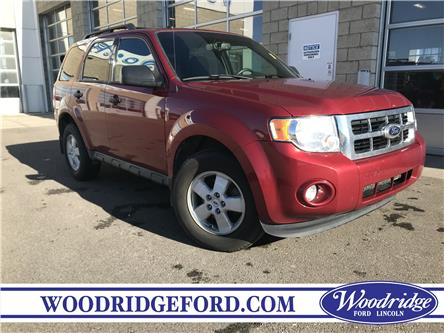2012 Ford Escape XLT (Stk: K-2678A) in Calgary - Image 1 of 17