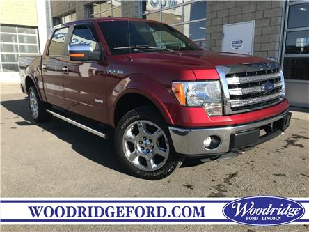 2013 Ford F-150 Lariat (Stk: K-2808A) in Calgary - Image 1 of 21