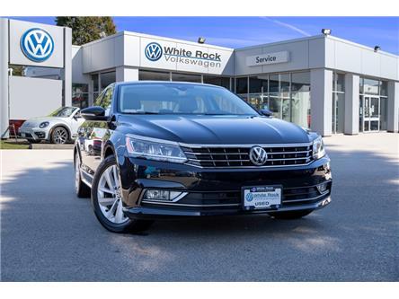 2018 Volkswagen Passat 2.0 TSI Comfortline (Stk: JP017242) in Vancouver - Image 1 of 23