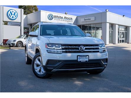2018 Volkswagen Atlas 3.6 FSI Trendline (Stk: KA563388A) in Vancouver - Image 1 of 25