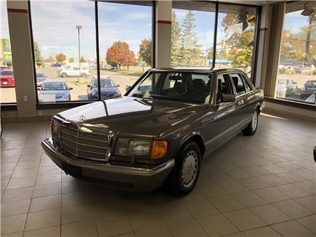 2000 Mercedes-Benz S-Class Base SWB (Stk: ) in Ottawa - Image 2 of 16