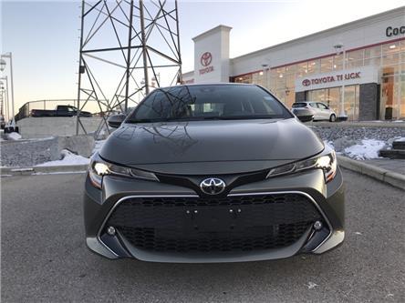 2019 Toyota Corolla Hatchback Base (Stk: 2955) in Cochrane - Image 2 of 13