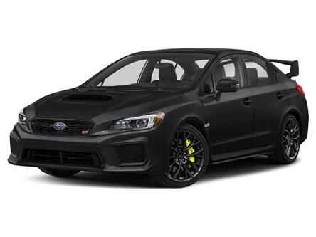 2020 Subaru WRX STI Sport-tech w/Wing (Stk: 15041) in Thunder Bay - Image 1 of 9