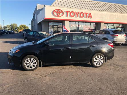 2015 Toyota Corolla  (Stk: 2000061) in Cambridge - Image 1 of 13