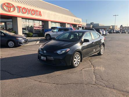 2015 Toyota Corolla  (Stk: 2000061) in Cambridge - Image 2 of 13