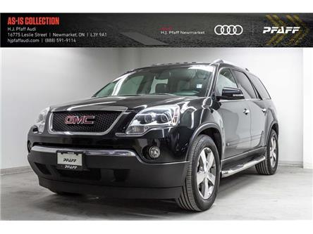 2010 GMC Acadia SLT (Stk: A12112A) in Newmarket - Image 1 of 20