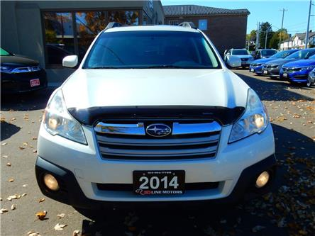 2014 Subaru Outback 2.5i Convenience Package (Stk: 4S4BRG) in Kitchener - Image 2 of 24