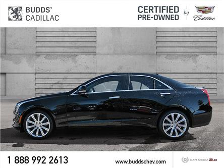 2017 Cadillac ATS 2.0L Turbo Luxury (Stk: AT7076PL) in Oakville - Image 2 of 25