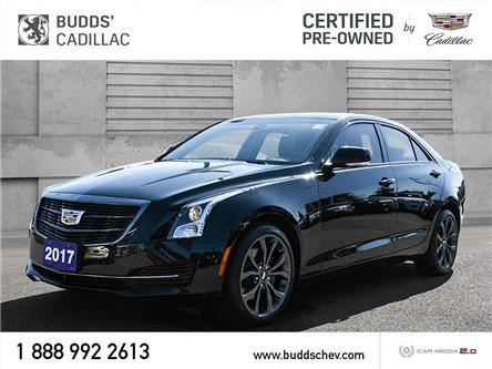 2017 Cadillac ATS 2.0L Turbo Luxury (Stk: AT7087PL) in Oakville - Image 1 of 25