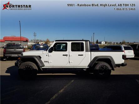 2020 Jeep Gladiator Sport S (Stk: TT001) in  - Image 1 of 18