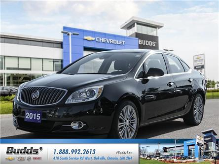 2015 Buick Verano Leather (Stk: XT7337T) in Oakville - Image 1 of 25