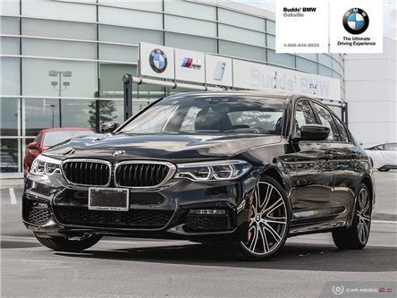 2019 BMW 540i xDrive (Stk: B706844) in Oakville - Image 1 of 26
