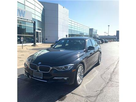 2013 BMW 335i xDrive (Stk: DBAS5112A) in Oakville - Image 1 of 10