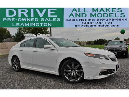 2014 Acura TL A-Spec (Stk: D0175) in Leamington - Image 1 of 28