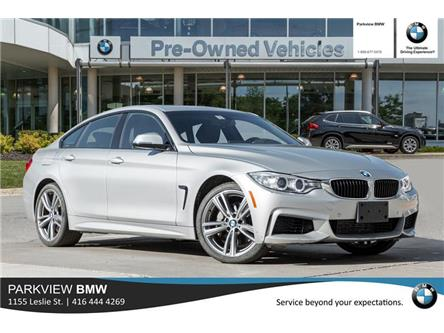 2015 BMW 435i xDrive Gran Coupe (Stk: PP8798) in Toronto - Image 1 of 21