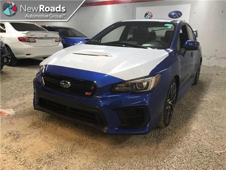 2020 Subaru WRX STI Sport-tech w/Wing (Stk: S20022) in Newmarket - Image 1 of 22