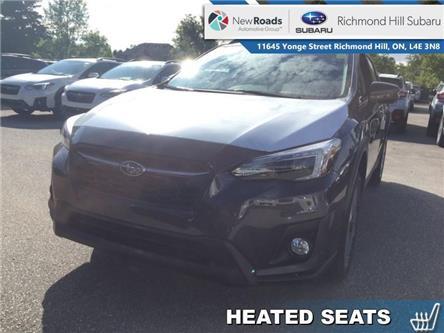 2019 Subaru Crosstrek Sport CVT w/EyeSight Pkg (Stk: 32926) in RICHMOND HILL - Image 1 of 22
