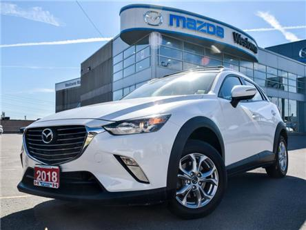 2018 Mazda CX-3 50th Anniversary Edition (Stk: P4025) in Etobicoke - Image 1 of 27