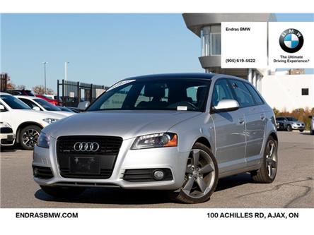 2011 Audi A3 2.0T Premium (Stk: 35444B) in Ajax - Image 1 of 20