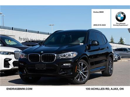 2019 BMW X3 xDrive30i (Stk: P5996) in Ajax - Image 1 of 22