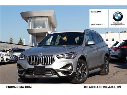 2020 BMW X1 xDrive28i (Stk: 12969) in Ajax - Image 1 of 21