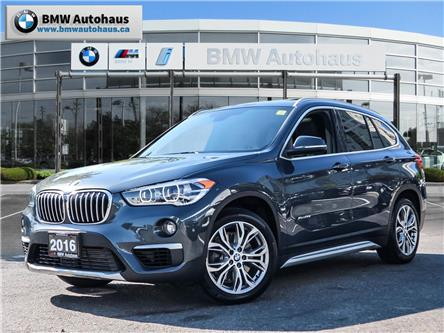 2016 BMW X1 xDrive28i (Stk: P9129) in Thornhill - Image 1 of 29
