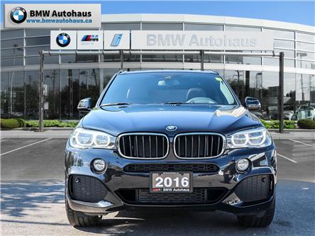 2016 BMW X5 xDrive35i (Stk: P9159) in Thornhill - Image 2 of 30