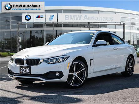 2018 BMW 430i xDrive (Stk: P9177) in Thornhill - Image 1 of 25