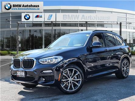 2018 BMW X3 xDrive30i (Stk: P9181) in Thornhill - Image 1 of 32