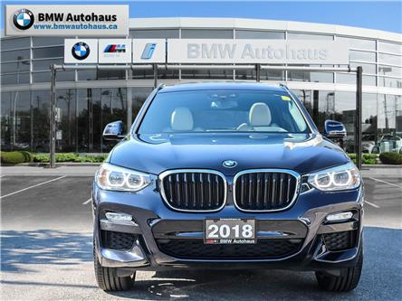 2018 BMW X3 xDrive30i (Stk: P9181) in Thornhill - Image 2 of 32