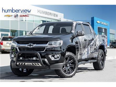 2017 Chevrolet Colorado WT (Stk: 19SL278A) in Toronto - Image 1 of 19