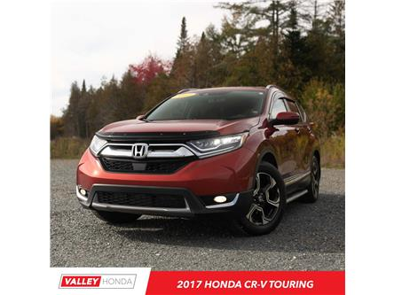 2017 Honda CR-V Touring (Stk: U01424) in Woodstock - Image 1 of 14